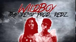 Machine Gun Kelly - Wild Boy (Feat. Waka Flocka Flame) (Trap Remix) Prod. Redz