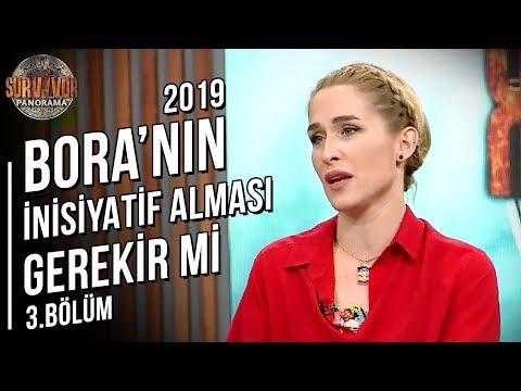 Türk takımında neden erkekler karar veriyor survivor panorama 4. sezon 3. bölüm