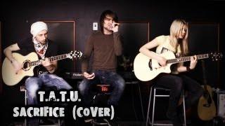 show MONICA Cover - T.a.t.u. - sacrifice