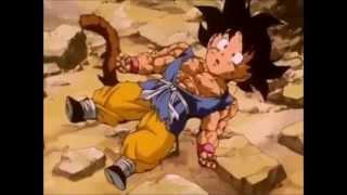 Goku - Feel like a monster-