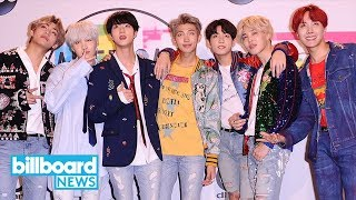BTS to Perform New Track 'Fake Love' on 'Ellen'   Billboard News