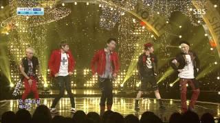 샤이니 (SHINee) [Why So Serious] @SBS Inkigayo 인기가요 20130526