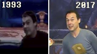 The Evolution of Mortal Kombat's TOASTY!