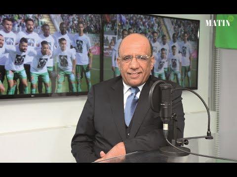Video : Suite et fin de l'entretien avec Saïd Ouahbi, porte-parole du Raja