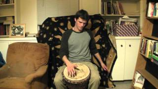 Hip Hop Djembe Tutorial