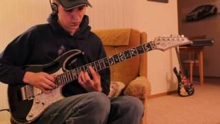 Guitar Cover - Joe Satriani - Baroque