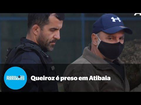 Flávio Bolsonaro se diz tranquilo com a prisão de Queiroz