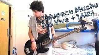 Catupecu Machu - Eso Vive [COVER] + TABS!