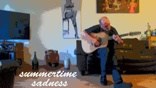 Summertime Sadness - Lana Del Rey / Ian Bellamy (Acoustic Cover) Video