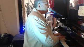 La Dame de Haute Savoie  par Adrien Martin pianiste & chanteur .