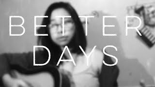 better days - victoria monet ft. ariana grande (short cover) || #PrayForManchester
