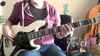 Legally Blonde The Musical - 6. Positive (Bass cover - Mike McGibney)