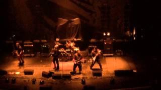 Sunflower Dead - Dance With Death (Live @ O2 Academy Brixton 2015)