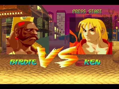 Street Fighter Alpha: Warriors' Dreams (aka Street Fighter Zero) (Birdie) (Capcom) (Windows) [1997]