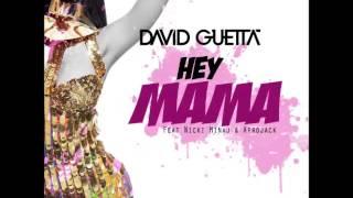David Guetta & Afrojack feat Nicki Minaj - Hey Mama (Reynaldo Klawa Remix) [Audio]