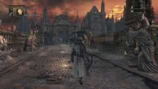 Bloodborne-Cover Outfit Location