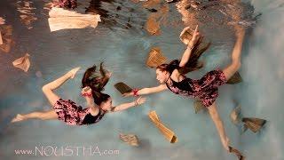 Onderwater Fotoshoot Reportage - Mylene Rosanne