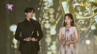 Park Hyun Sik say BTS V Worldwide Handsome @SEOUL MUSIC AWARDS 2018