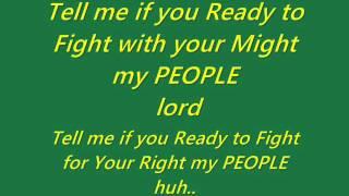 Fantan mojah - are you ready to fight (Good Morning Riddim) Lyrics
