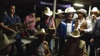 Las Tres Mujeres Beto Salinas - Alan Cavazos y amigos