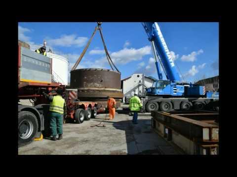 AsstrA Transportation - Oversized Cargo 2017