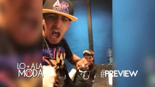 Anuel AA Ft. Pusho - Armao 100Pre Andamos (Remix) [Preview]