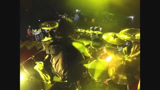Jay Weinberg - Everything Ends (Drum Cam) 2016