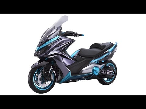 KYMCO K50 Concept