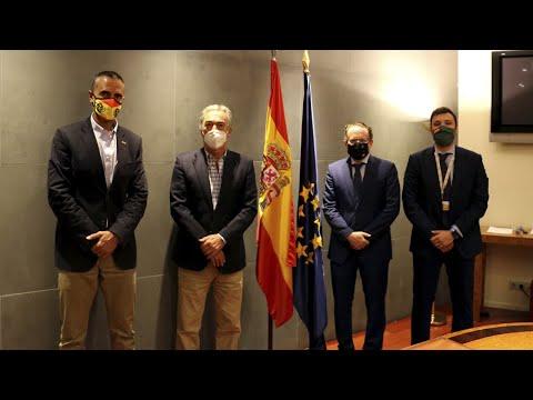 La LNFS se reúne con VOX para avanzar en el reconocimiento del Futsal como deporte profesional