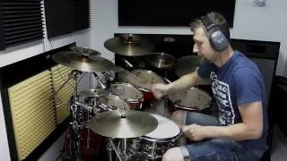 Bomfunk MC's - Live your life (Marek Mitręga drum cover)