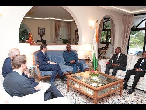 Entretien avec Christophe CASTANER, Ministre français de l'Intérieur