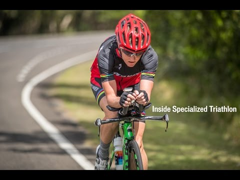Inside Specialized Triathlon - Melissa Hauschildt