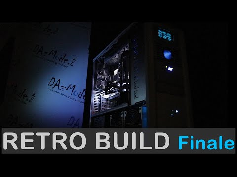 Retro Build Competed - Final Overview