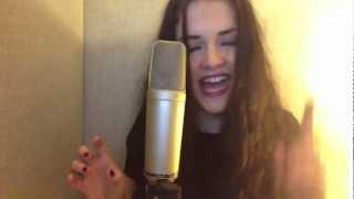 Rihanna ft. Mikky Ekko - Stay (Cover by Masha)