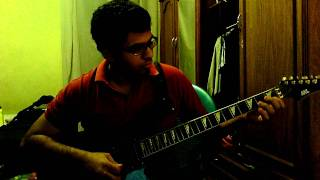 Happy Birthday Guitar Fail cover xD!!