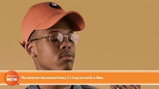 Hot new: The internet discovered Nasty C's long lost look a likes