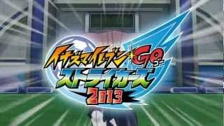 "Wii® Game ""Inazuma Eleven GO Strikers 2013"""