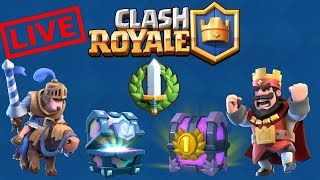 I GOT RIPPED OFF A NIGHT WITCH!!!!!!! - CLASH ROYALE