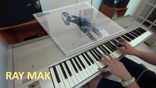 OMI - Cheerleader (Felix Jaehn Video Remix) Piano by Ray Mak