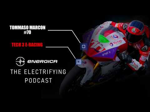 The Electrifying Podcast vol 7 - with Tommaso Marcon