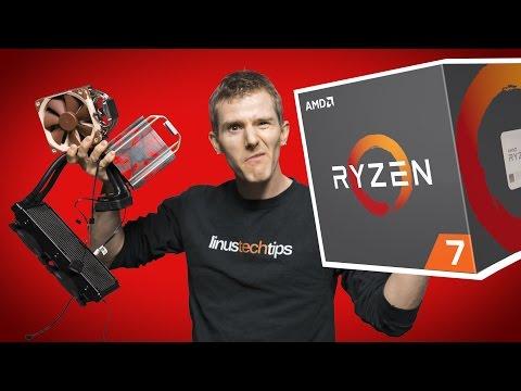OVERCLOCKED AMD RYZEN 7 P ...