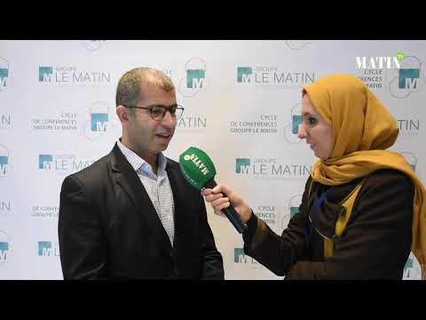 Video : Matinales Groupe Le Matin: Déclaration de Driss Bouayad, Directeur Financier chez Maghreb Steel