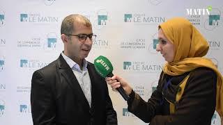Matinales Groupe Le Matin: Déclaration de Driss Bouayad, Directeur Financier chez Maghreb Steel