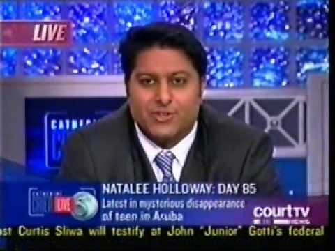 Rahul Manchanda on Court TV (Natalee Holloway Case) - 2
