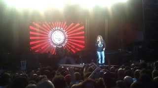 Whitesnake - Ain't no love in the heart of the city (Barcelona 2013)