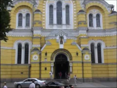 Visit of Kyiv/Kiev (Ukraine)
