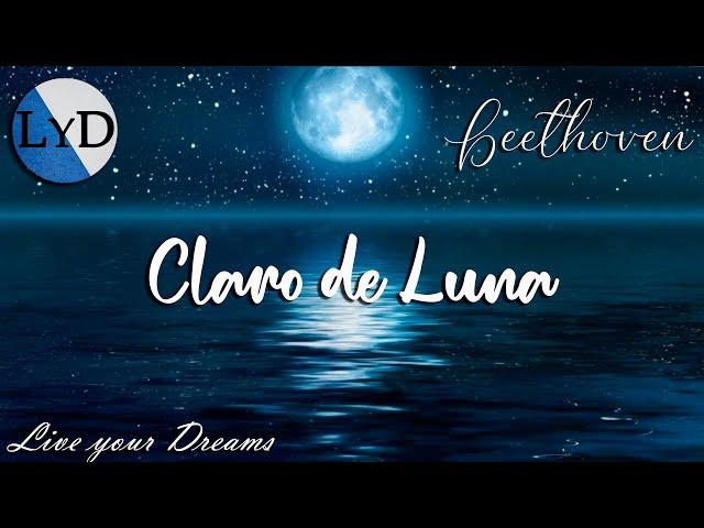 Audio de Beethoven - Claro de Luna