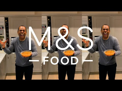 marksandspencer.com & Marks and Spencer Discount Code video: Andi Peters' April #MyMarksFave is here   M&S FOOD