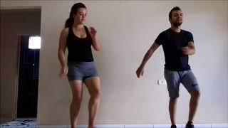 Coreografia Chorando se Foi (Llorando se Fue) Ivete Sangalo - Univasf