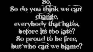 Fred Durst Feat. Goo Goo Dolls - Wish You Were Here (Lyrics)